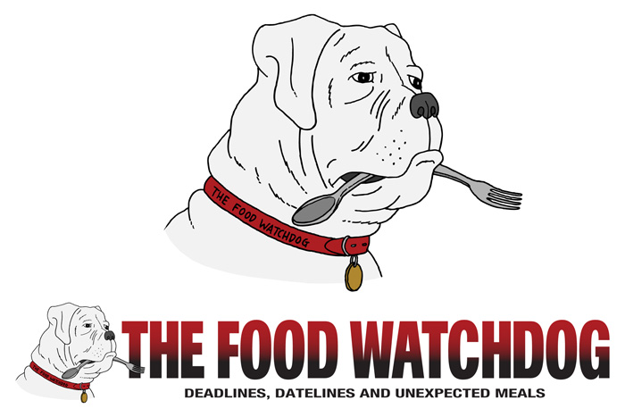 The Food Watchdog: Logo Design