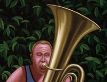 Bumbershoot Music & Arts Festival: Poster Illustration