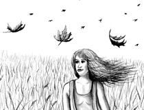 Poetry Northwest: Editorial Illustration